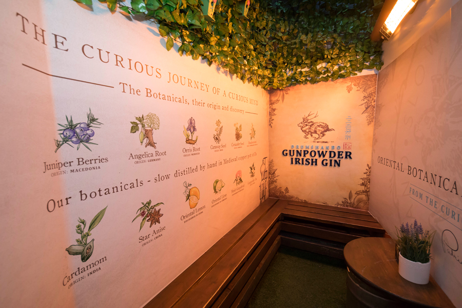 Davy Macs launches new gin garden following Ireland's Best Gin and Tonic Win