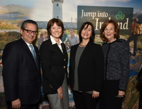 Tourism Ireland launches 2018 marketing plans for North America