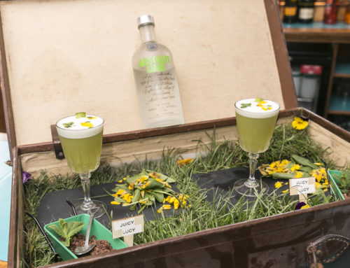 'This is Ireland' theme for Irish Restaurant Awards Cocktail Competition 2018