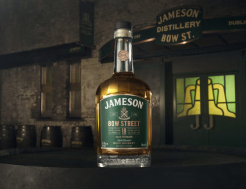 Jameson has launched its first ever cask strength whiskey