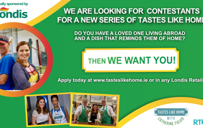 'Tastes Like Home' TV show is calling for applicants for third season