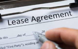 Commercial Leases – I Want to Break Free